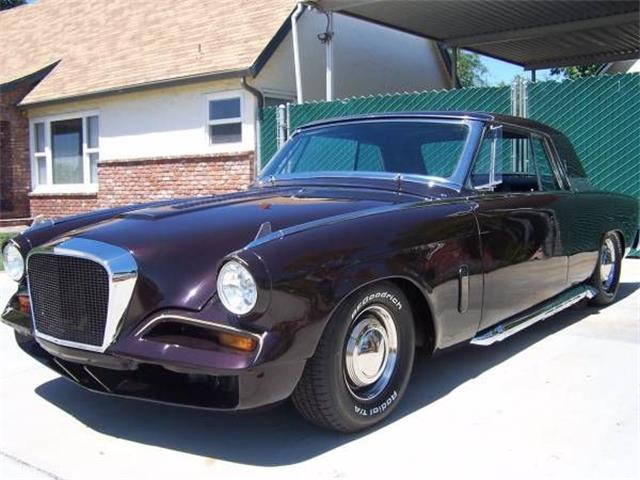 1962 Studebaker Hawk (CC-1116439) for sale in Cadillac, Michigan