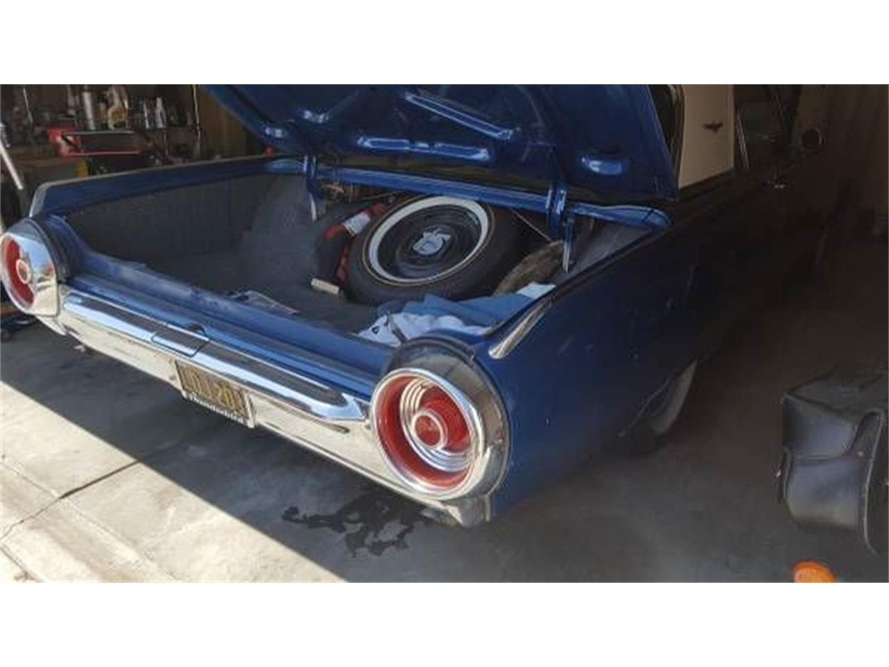 1962 Ford Thunderbird (CC-1116440) for sale in Cadillac, Michigan