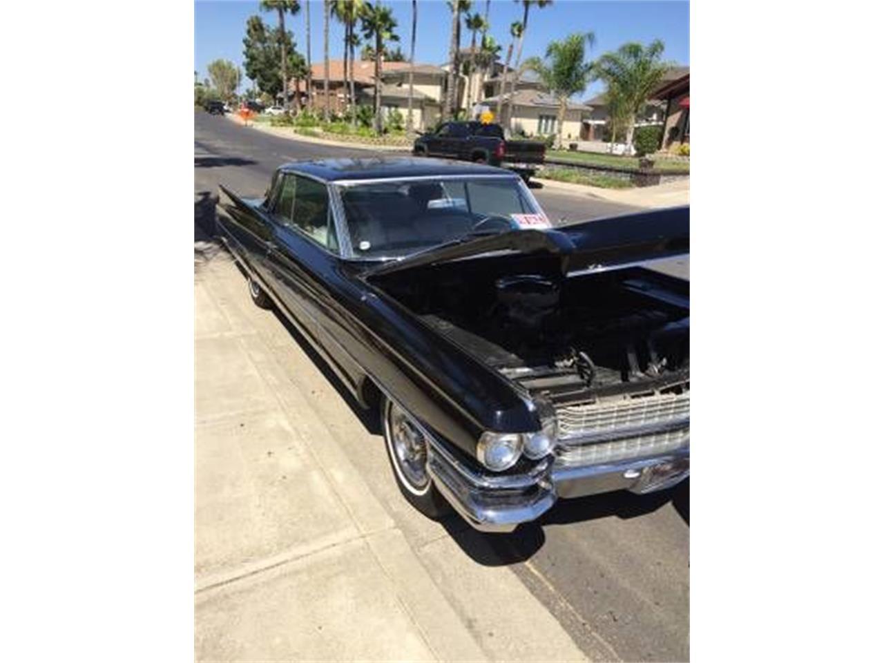 1963 Cadillac Coupe DeVille (CC-1116445) for sale in Cadillac, Michigan