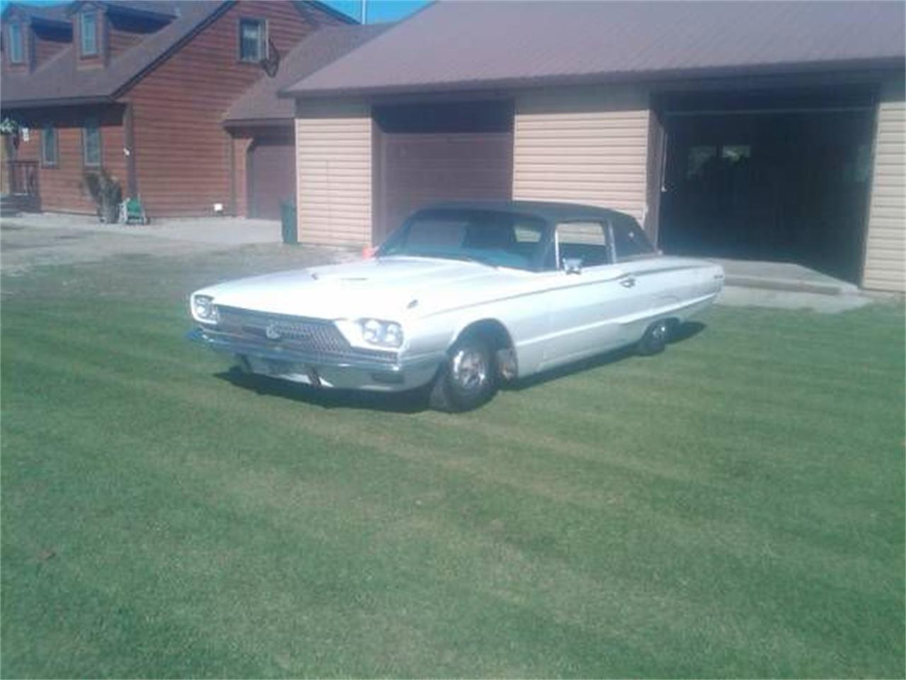 1966 Ford Thunderbird (CC-1116469) for sale in Cadillac, Michigan
