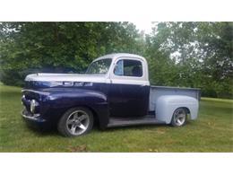 1951 Ford F1 (CC-1116471) for sale in Cadillac, Michigan