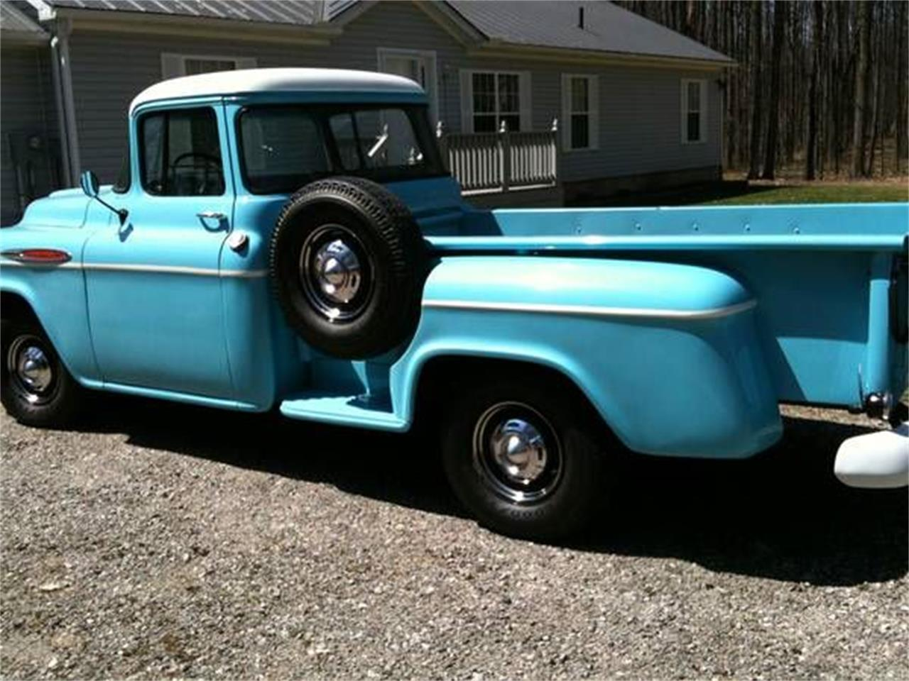 1957 Chevrolet 3200 (CC-1116474) for sale in Cadillac, Michigan