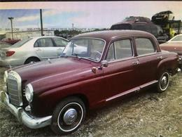 1961 Mercedes-Benz 190D (CC-1116475) for sale in Cadillac, Michigan