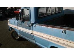 1967 Ford F100 (CC-1116480) for sale in Cadillac, Michigan