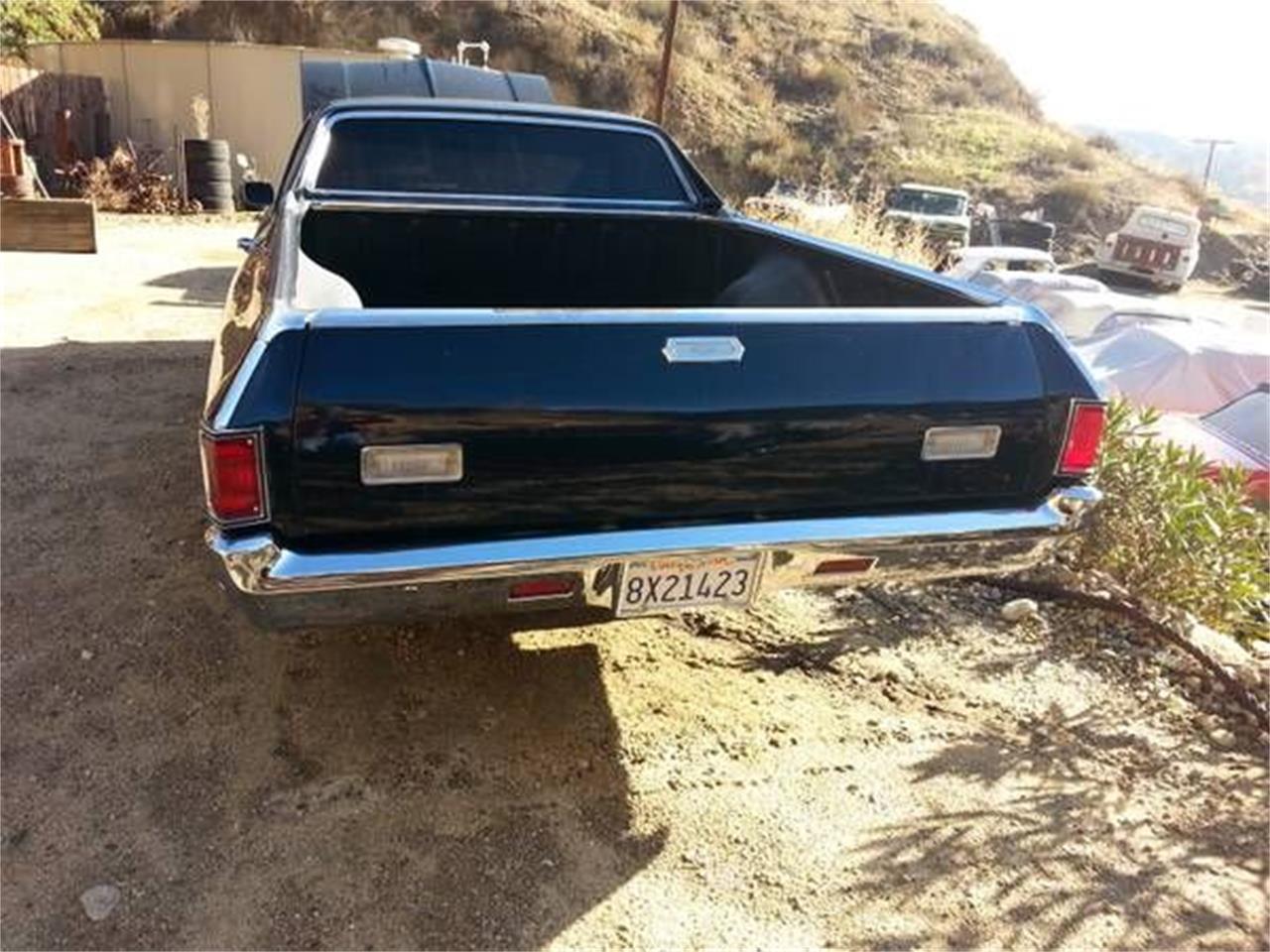 1969 Chevrolet El Camino (CC-1116496) for sale in Cadillac, Michigan