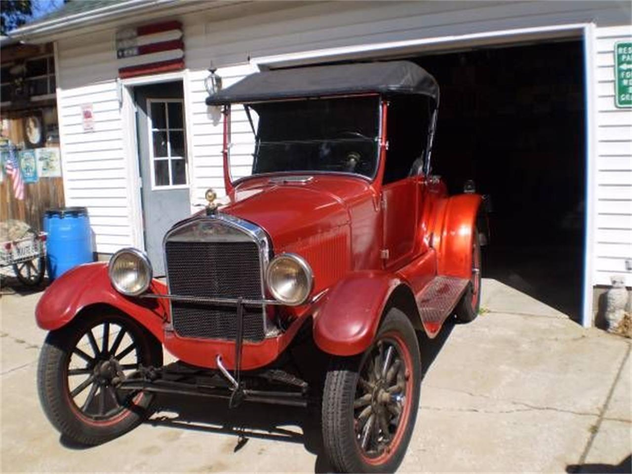 1926 Ford Model T (CC-1116508) for sale in Cadillac, Michigan
