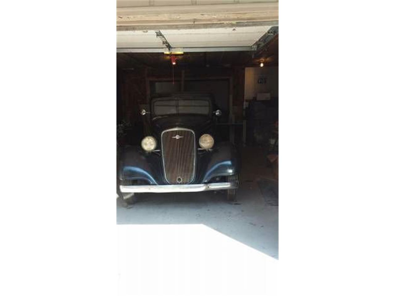 1934 Chevrolet Sedan (CC-1116509) for sale in Cadillac, Michigan