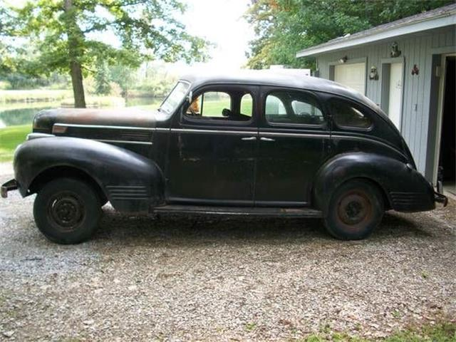 1939 Dodge Sedan (CC-1116511) for sale in Cadillac, Michigan