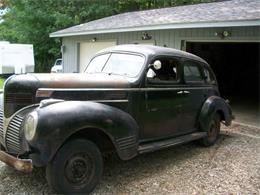1939 Dodge Sedan (CC-1116511) for sale in Cadillac, Michigan
