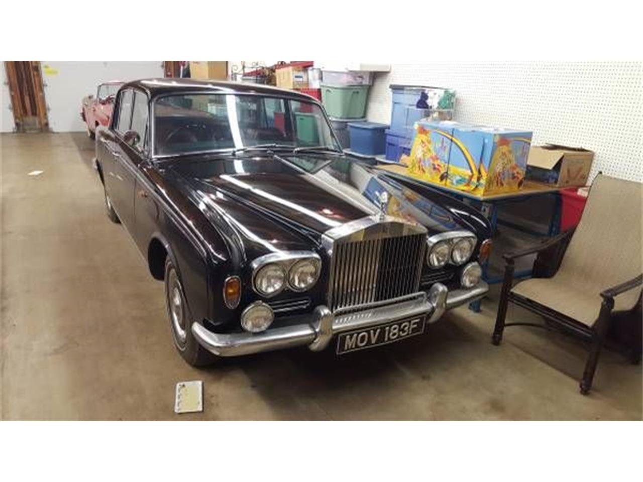 1968 Rolls-Royce Silver Shadow (CC-1116536) for sale in Cadillac, Michigan