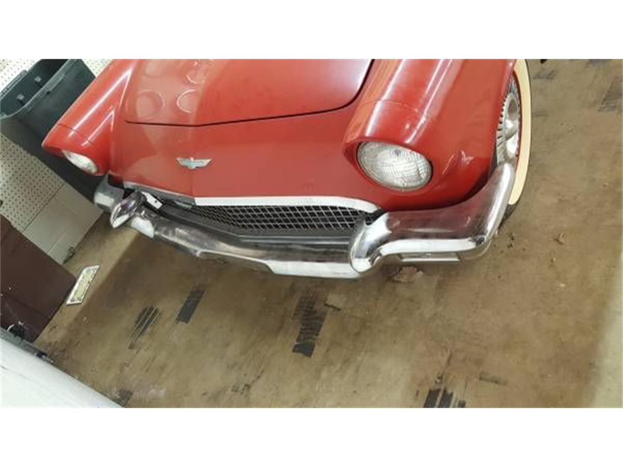 1957 Ford Thunderbird (CC-1116537) for sale in Cadillac, Michigan