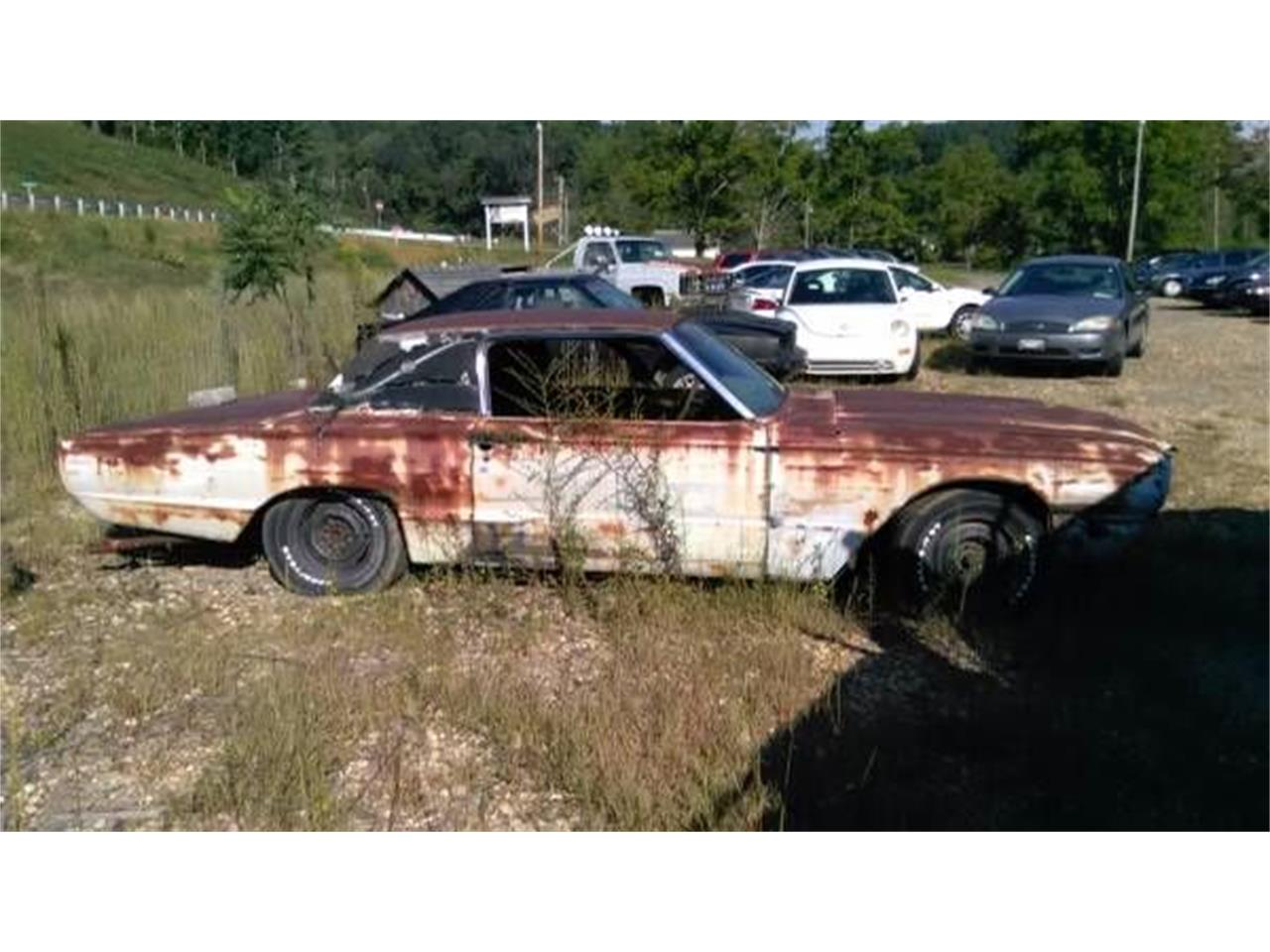 1966 Ford Thunderbird (CC-1116554) for sale in Cadillac, Michigan