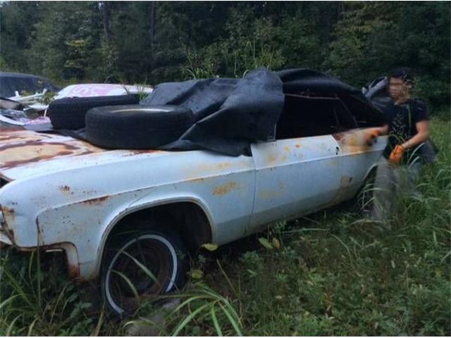 1966 Chevrolet Impala (CC-1116572) for sale in Cadillac, Michigan