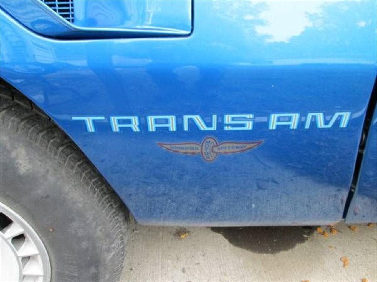 1980 Pontiac Firebird Trans Am (CC-1116581) for sale in Cadillac, Michigan