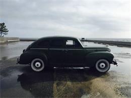 1940 Plymouth Sedan (CC-1116601) for sale in Cadillac, Michigan