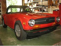 1973 Triumph TR6 (CC-1116604) for sale in Cadillac, Michigan