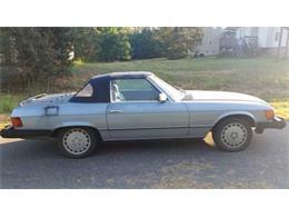 1980 Mercedes-Benz 450SL (CC-1116609) for sale in Cadillac, Michigan