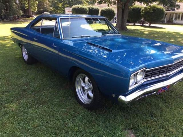 1968 Plymouth Road Runner (CC-1116610) for sale in Cadillac, Michigan