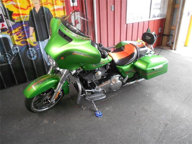 2015 Harley-Davidson Motorcycle