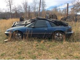 1989 Buick Reatta (CC-1116621) for sale in Cadillac, Michigan