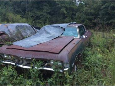 1968 Chevrolet Caprice (CC-1116623) for sale in Cadillac, Michigan