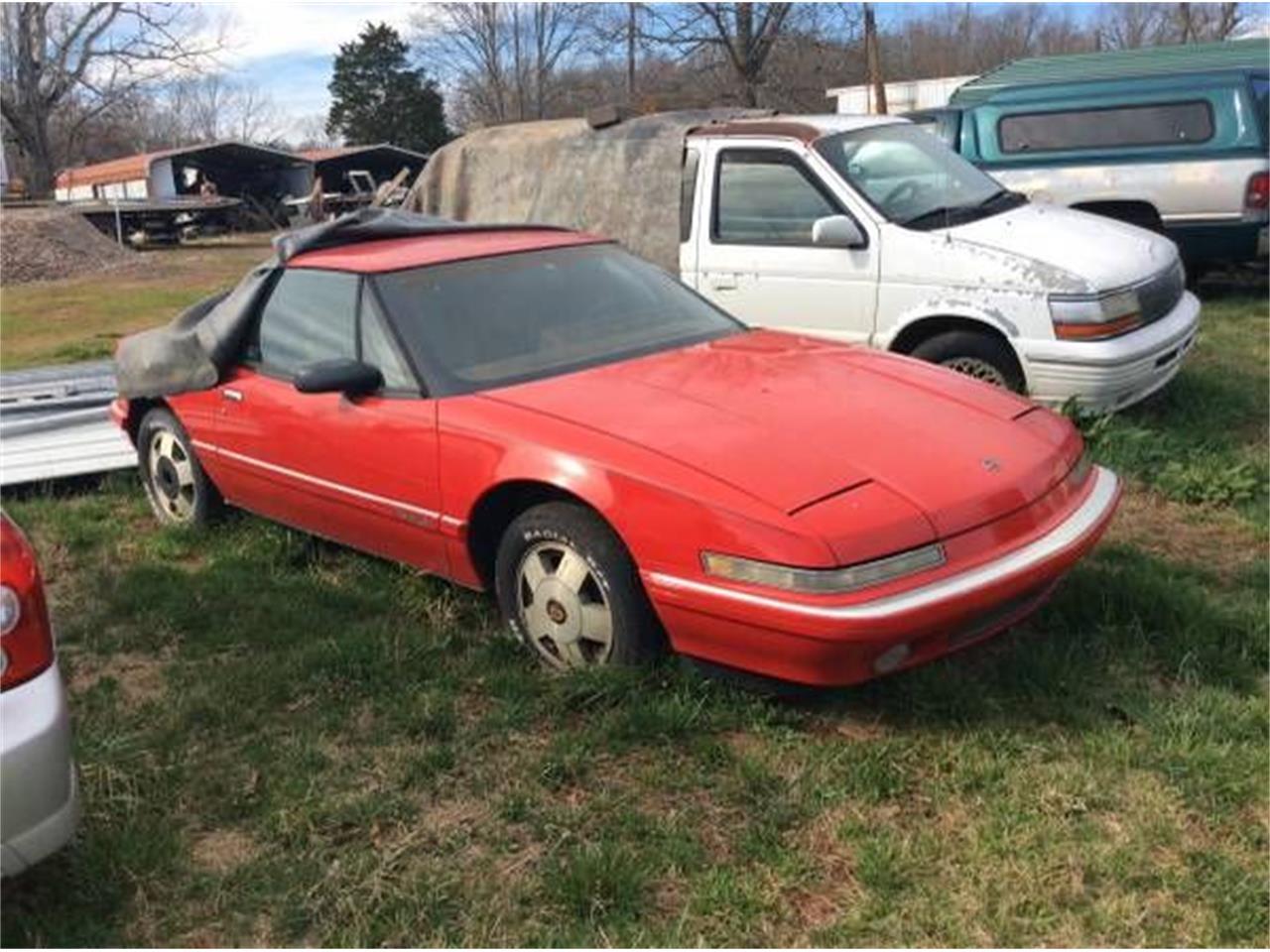 1988 Buick Reatta (CC-1116624) for sale in Cadillac, Michigan