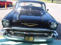 1957 Chevrolet Bel Air (CC-1116634) for sale in Cadillac, Michigan