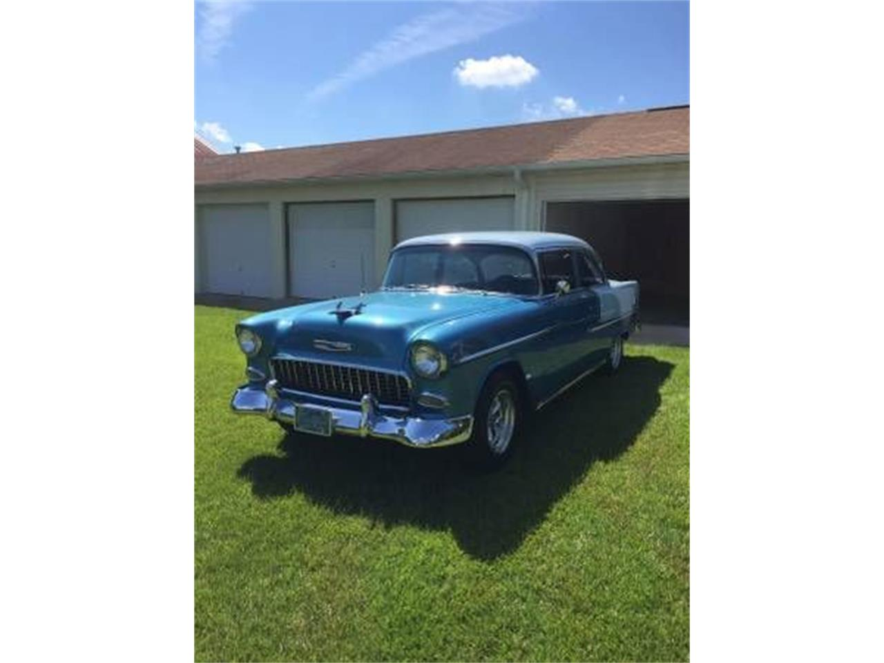 1955 Chevrolet Bel Air (CC-1116649) for sale in Cadillac, Michigan