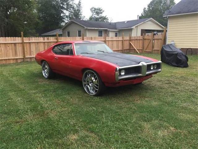 1968 Pontiac LeMans (CC-1116650) for sale in Cadillac, Michigan