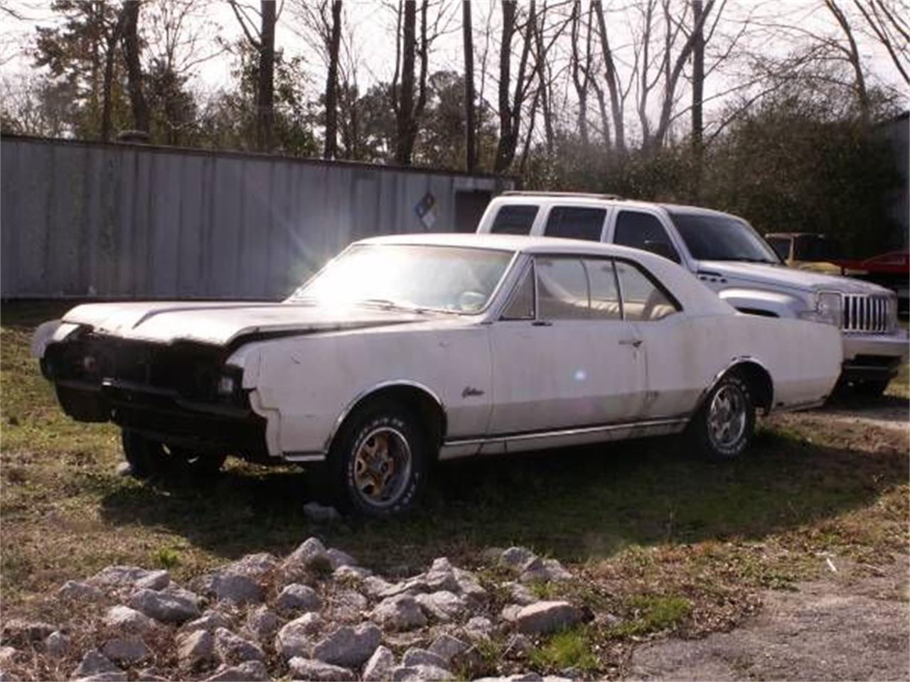 1967 Oldsmobile Cutlass (CC-1116652) for sale in Cadillac, Michigan