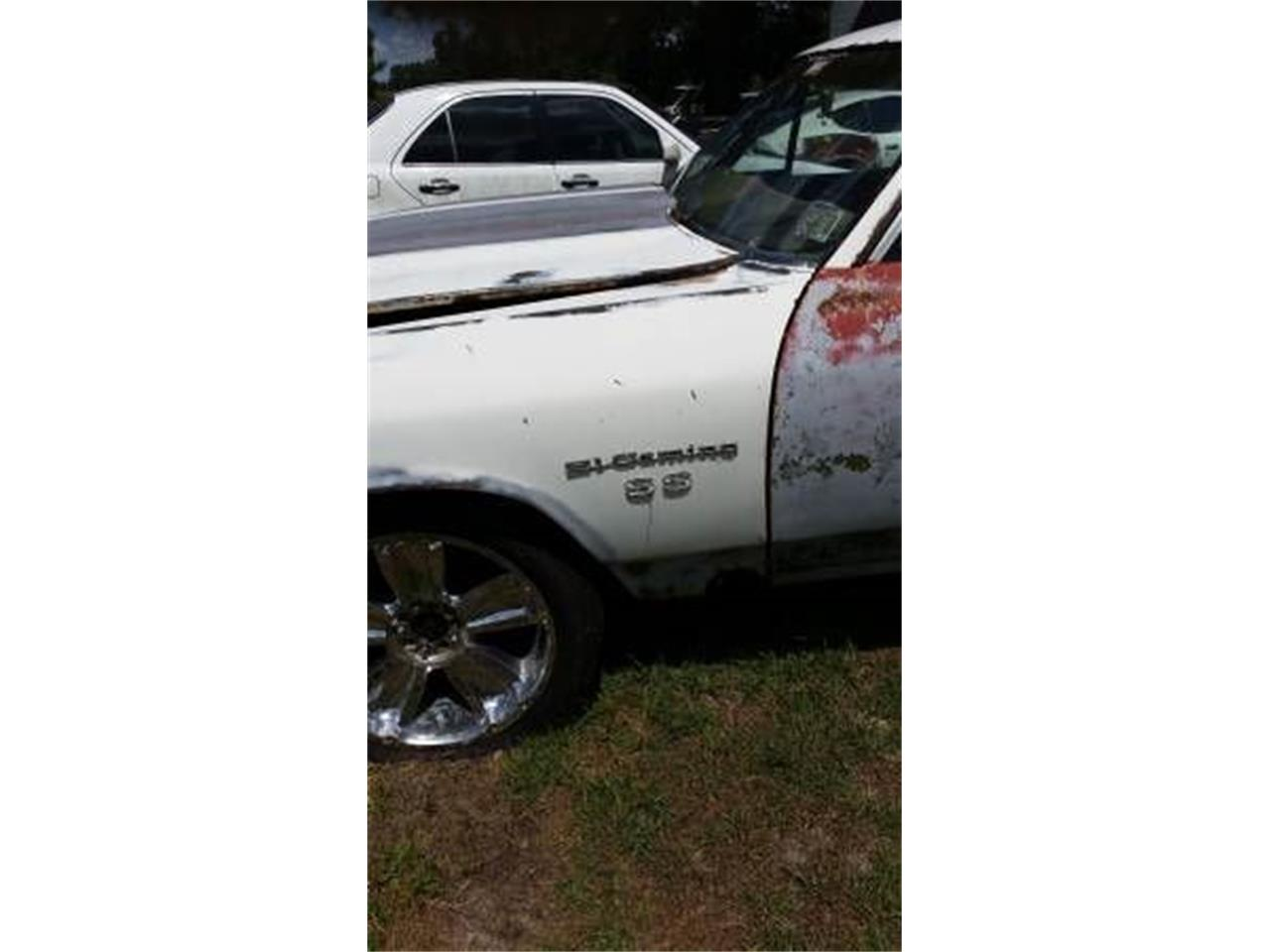 1971 Chevrolet El Camino (CC-1116663) for sale in Cadillac, Michigan