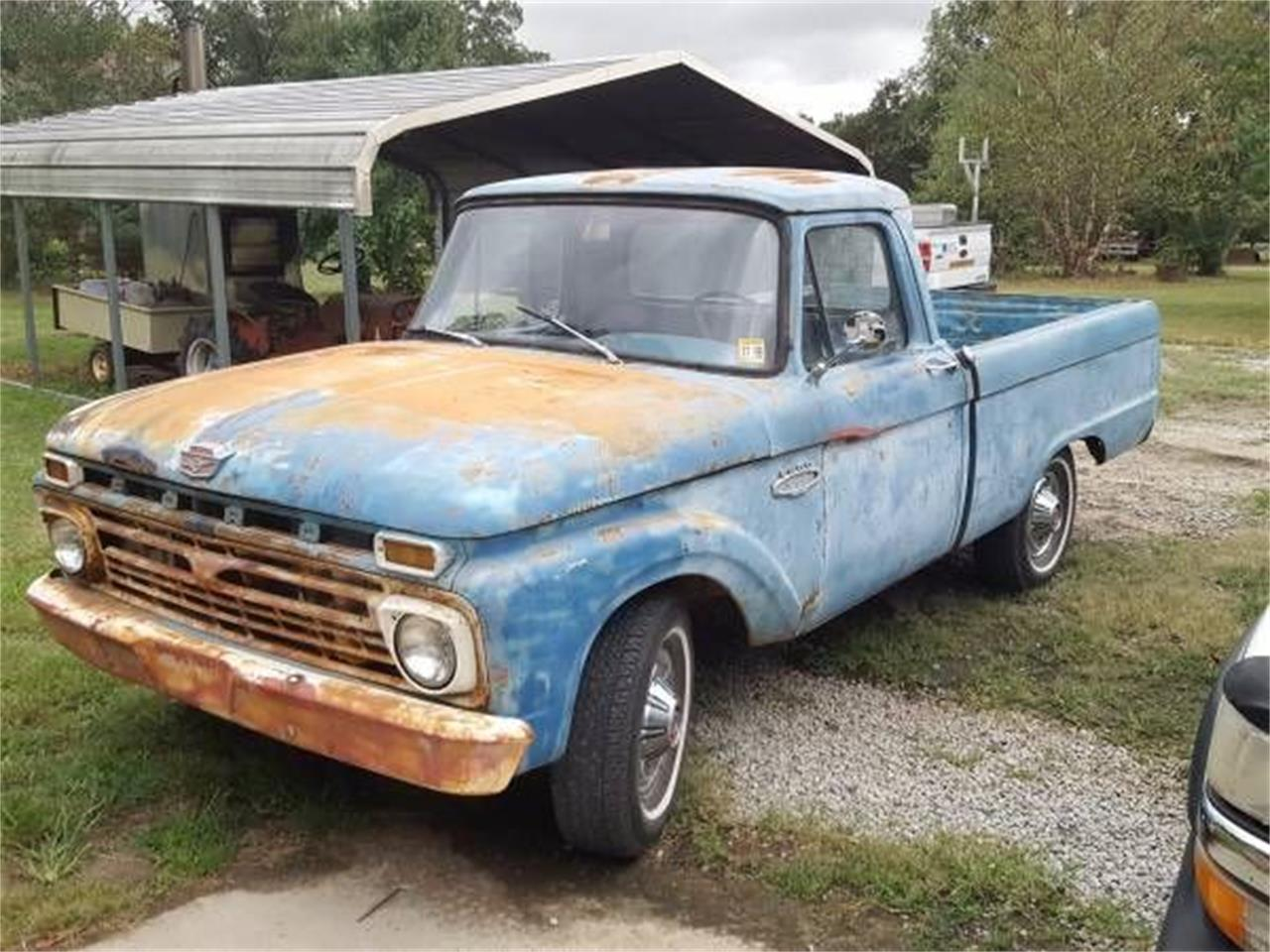 1966 Ford F100 (CC-1116667) for sale in Cadillac, Michigan