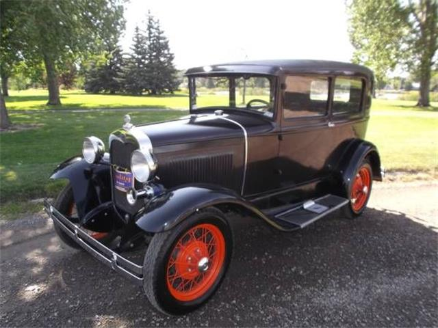 1930 Ford Model A (CC-1116674) for sale in Cadillac, Michigan