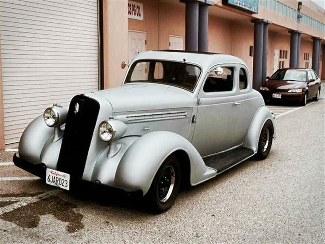 1936 Plymouth Coupe (CC-1116696) for sale in Cadillac, Michigan