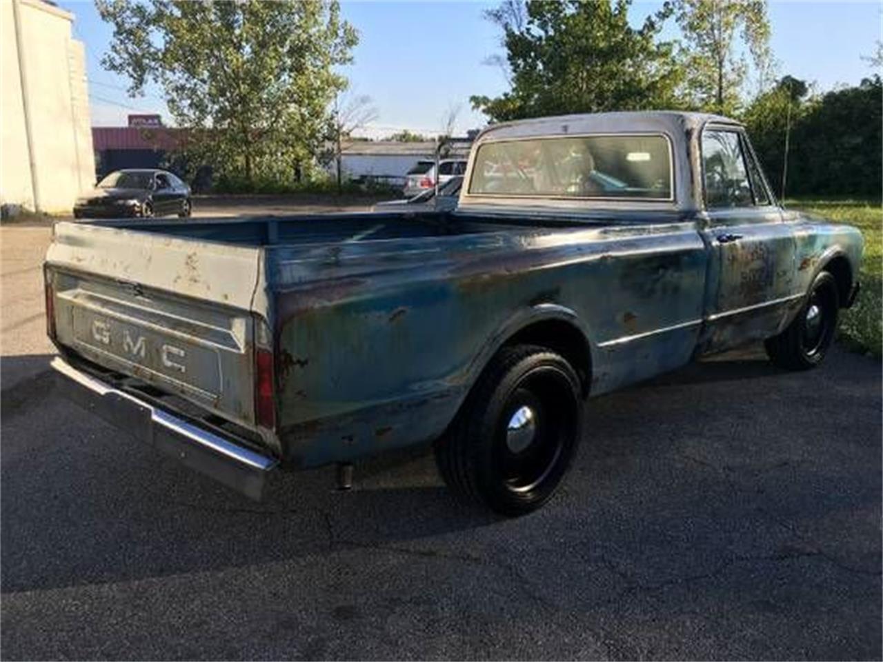 1967 GMC C/K 10 (CC-1116697) for sale in Cadillac, Michigan