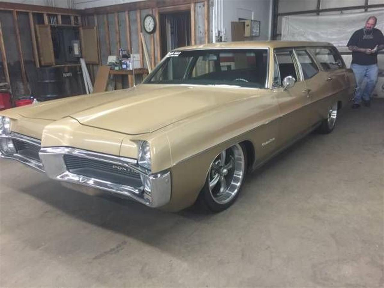 1967 Pontiac Catalina (CC-1116698) for sale in Cadillac, Michigan