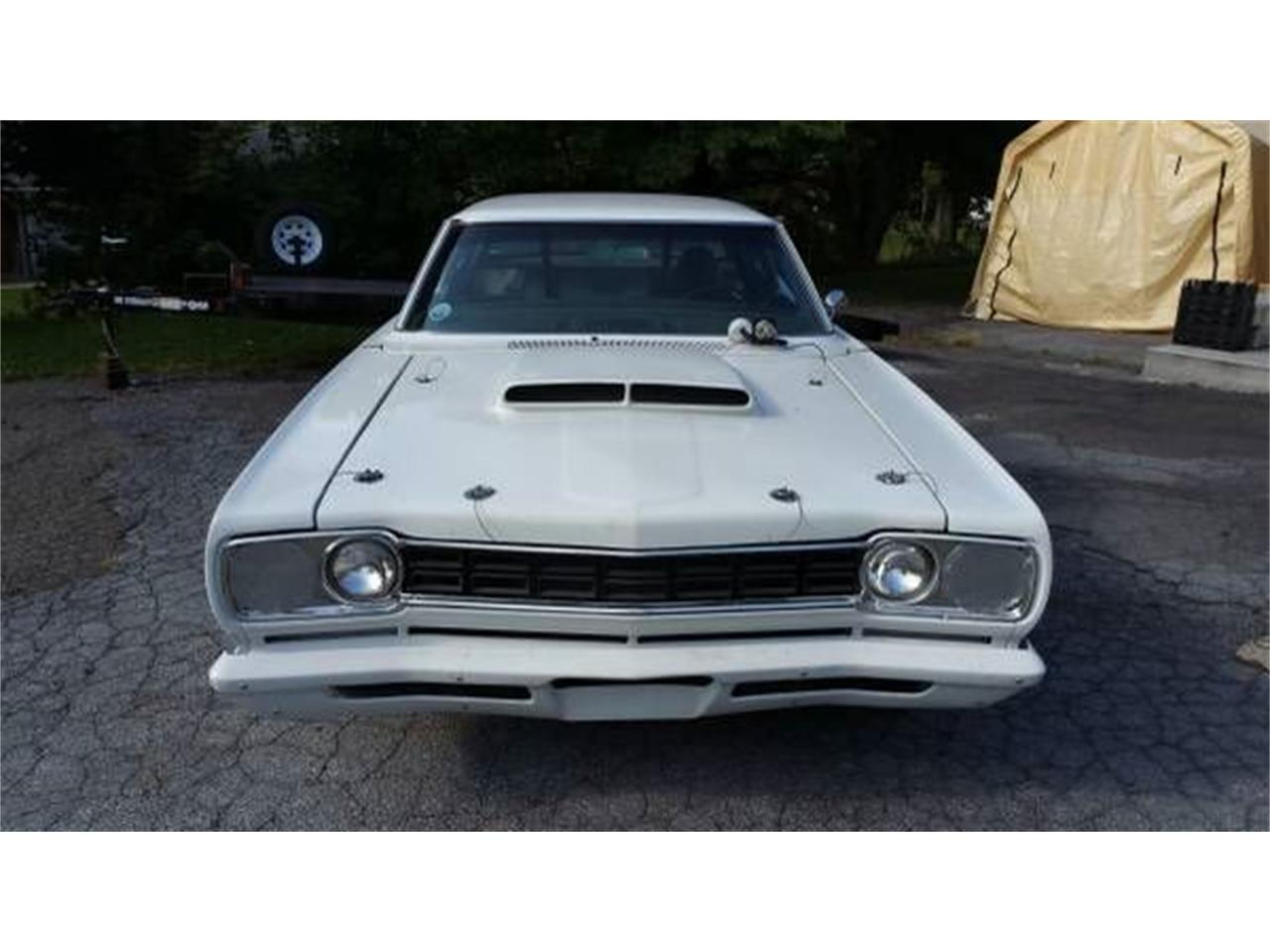 1968 Plymouth Road Runner (CC-1116700) for sale in Cadillac, Michigan