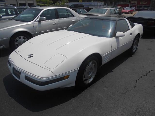 1992 Chevrolet Corvette (CC-1116704) for sale in Cadillac, Michigan