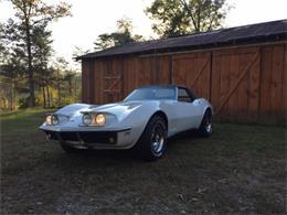 1968 Chevrolet Corvette (CC-1116708) for sale in Cadillac, Michigan