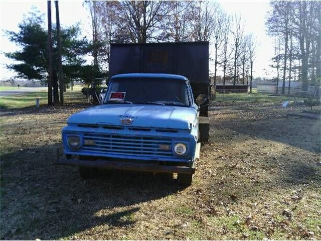 1961 Ford Dump Truck (CC-1116717) for sale in Cadillac, Michigan