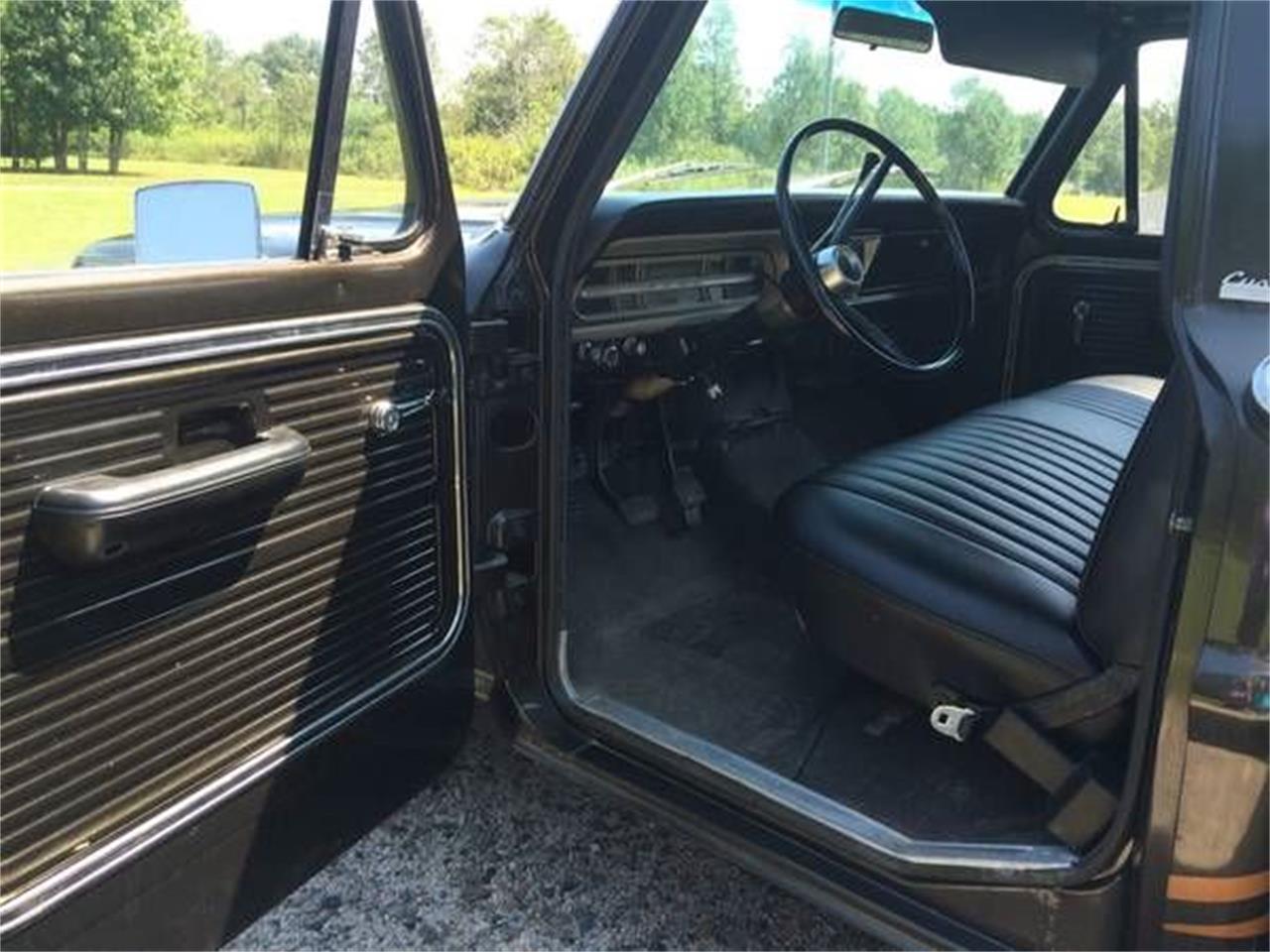 1968 Ford F100 (CC-1116726) for sale in Cadillac, Michigan
