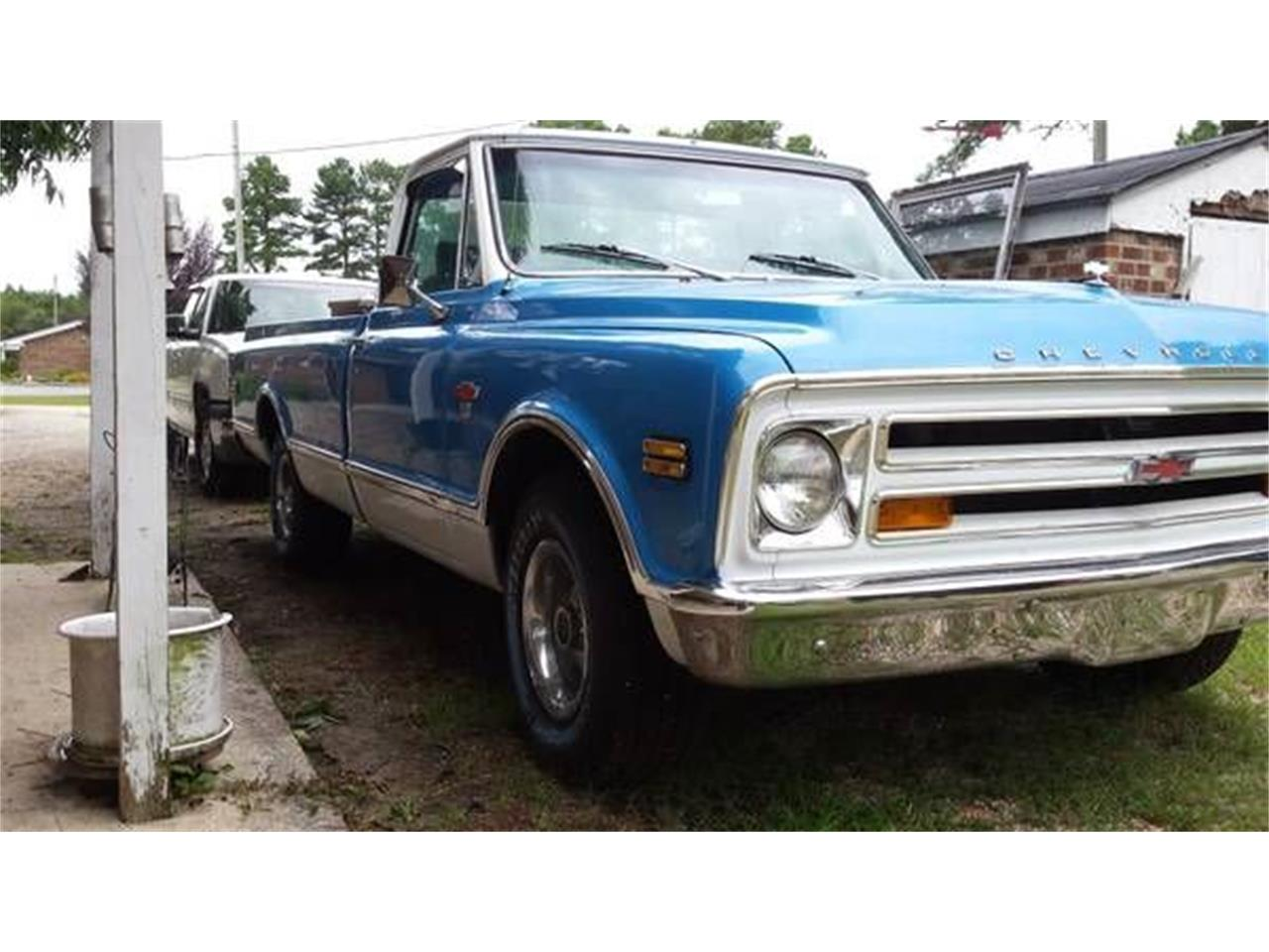 1968 Chevrolet C10 (CC-1116736) for sale in Cadillac, Michigan