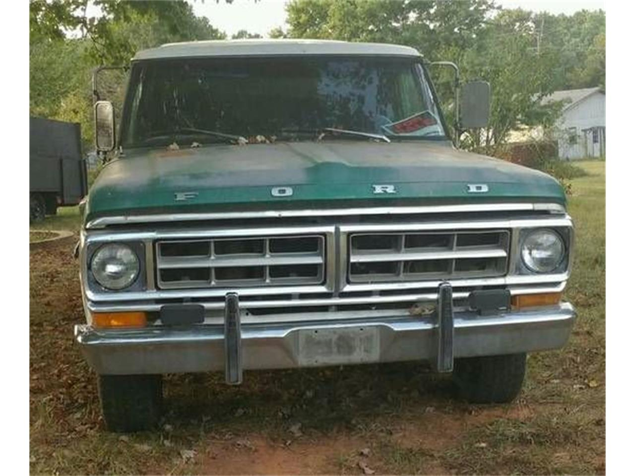 1971 Ford F100 (CC-1116740) for sale in Cadillac, Michigan