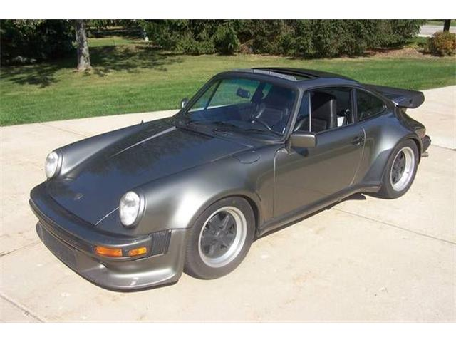 1980 Porsche 930 (CC-1116742) for sale in Cadillac, Michigan