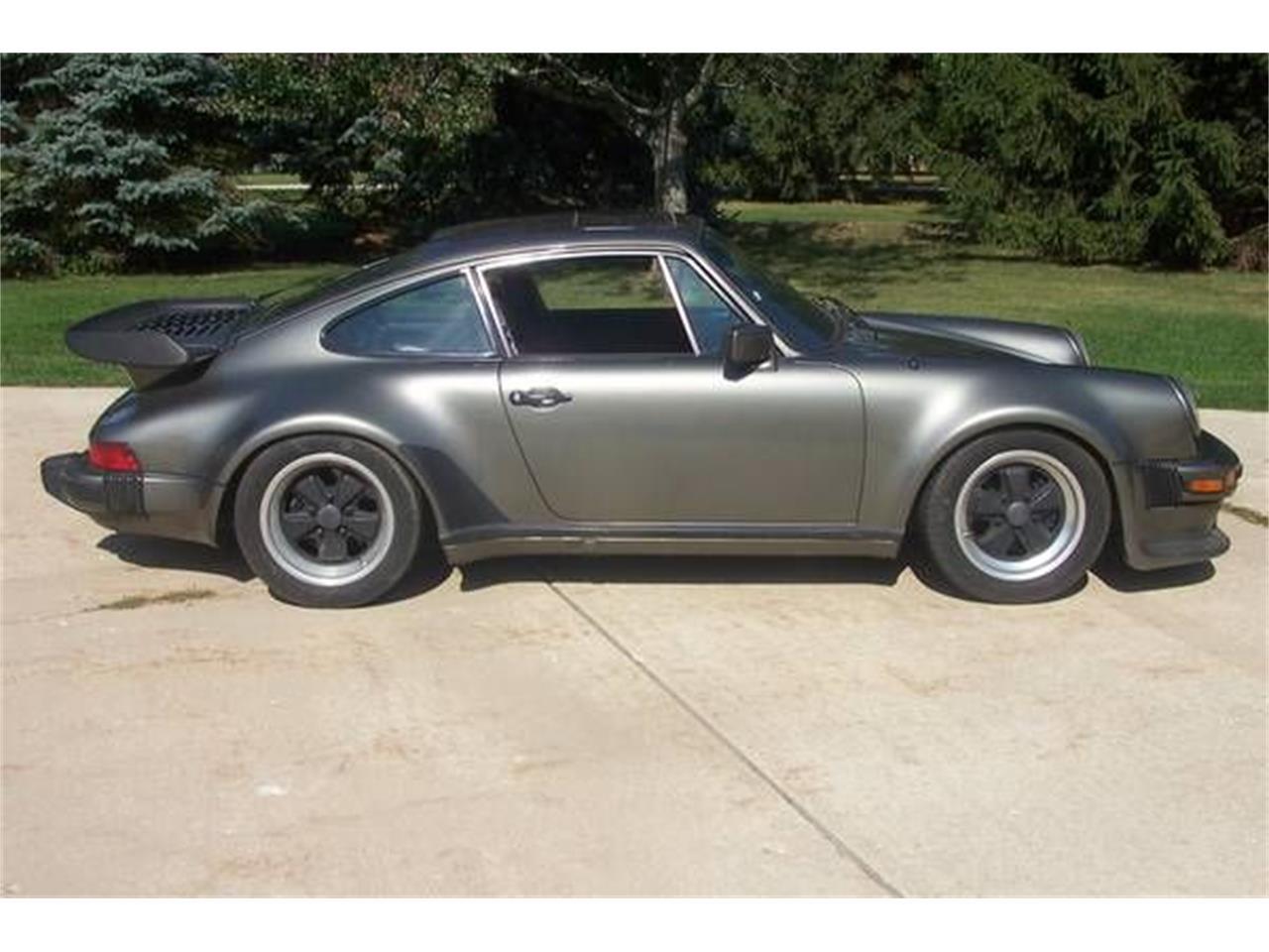 1980 Porsche 930 (CC-1116742) for sale in Cadillac, Michigan