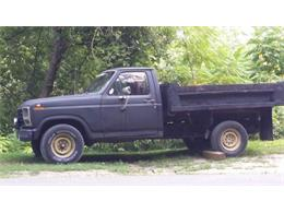 1981 Ford Dump Truck (CC-1116746) for sale in Cadillac, Michigan