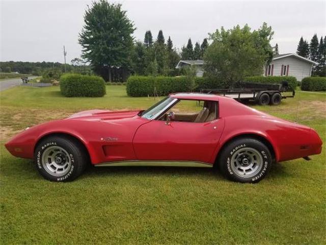 1976 Chevrolet Corvette (CC-1116748) for sale in Cadillac, Michigan