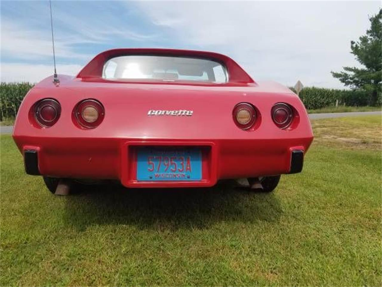 1976 Chevrolet Corvette (CC-1116748) for sale in Cadillac, Michigan