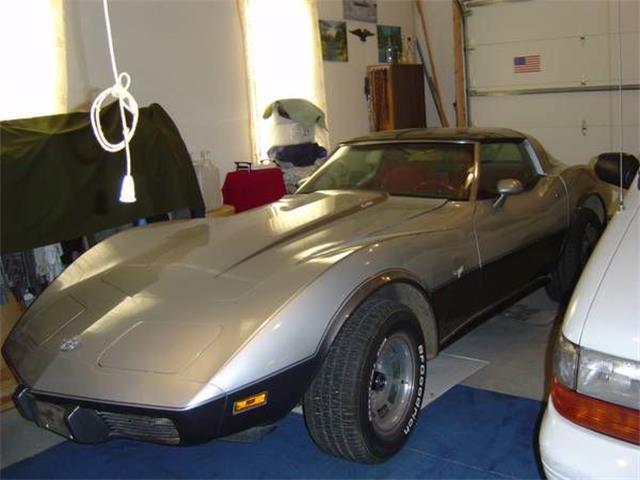 1978 Chevrolet Corvette (CC-1116756) for sale in Cadillac, Michigan