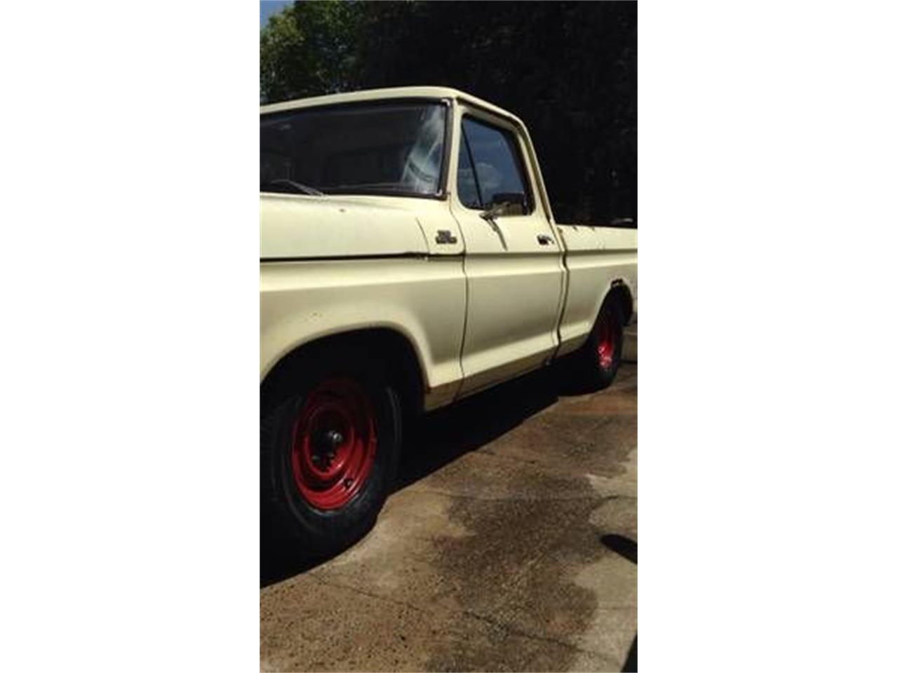 1978 Ford F100 (CC-1116757) for sale in Cadillac, Michigan